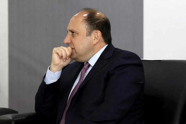 Niega Manzanilla su salida de la Secretaría de Gobernación