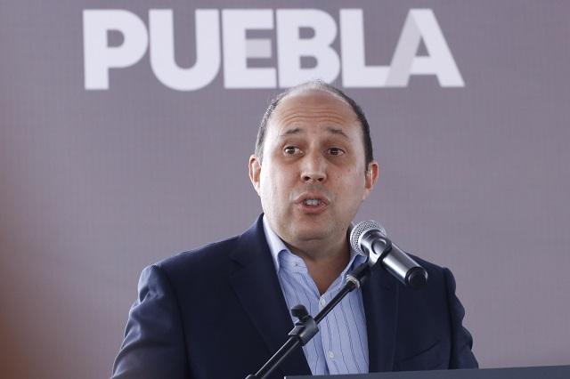 Gobierno no se mete en la elección, responde Manzanilla a Armenta