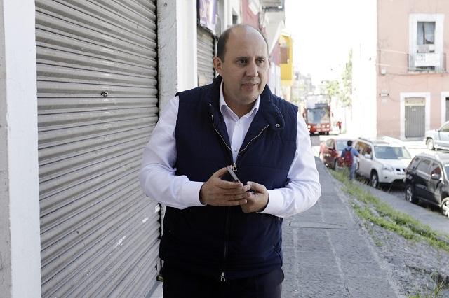 Panistas callaron por manejo de Moreno Valle a su partido: Manzanilla
