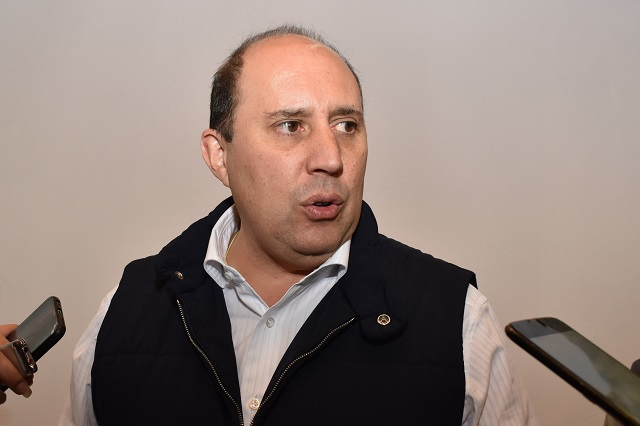 Dice Manzanilla que el IEE no es competente para investigarlo
