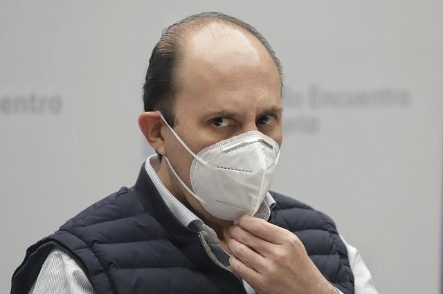 Manzanilla busca a Morena para ser candidato en 2021: Barbosa