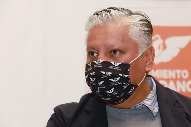 Chocan por candidatura de MC Fernando Morales y Manlio López
