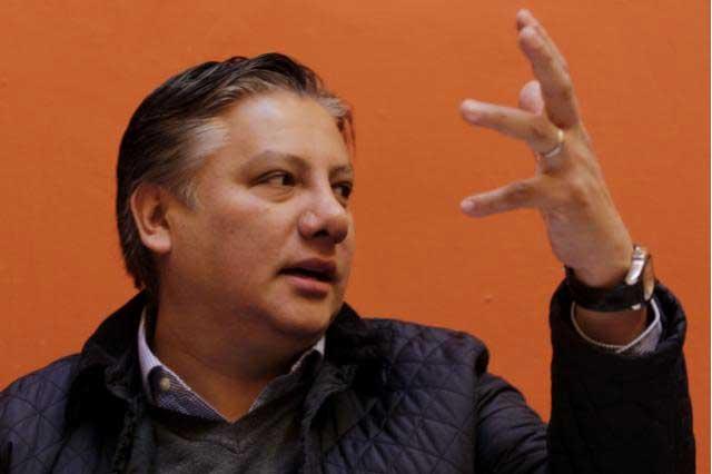 CEN del PRI expulsa a Fernando Morales