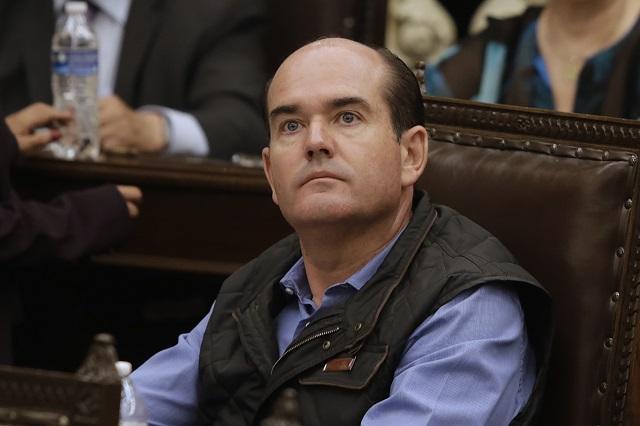 Va diputado Fernando Sánchez para concejo municipal de Tehuacán