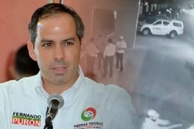 Coahuila identifica al asesino de Fernando Purón