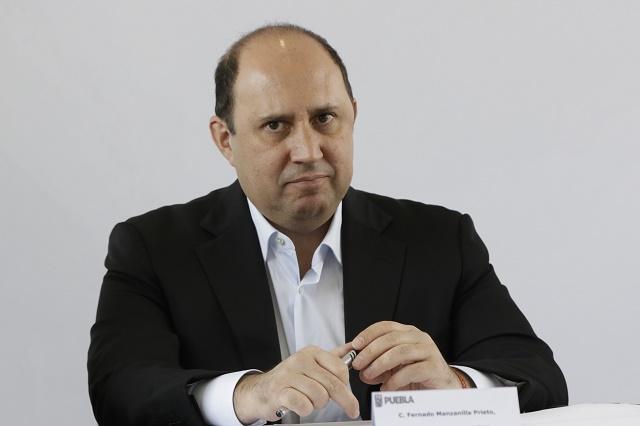Repetirá Fernando Manzanilla en la Secretaría General de Gobierno