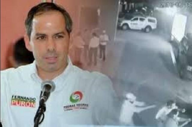 Coahuila identifica a 2 implicados en el crimen de Fernando Purón