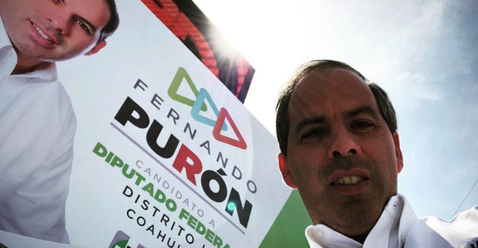 Cae implicado en el asesinato de Fernando Purón, candidato de Coahuila