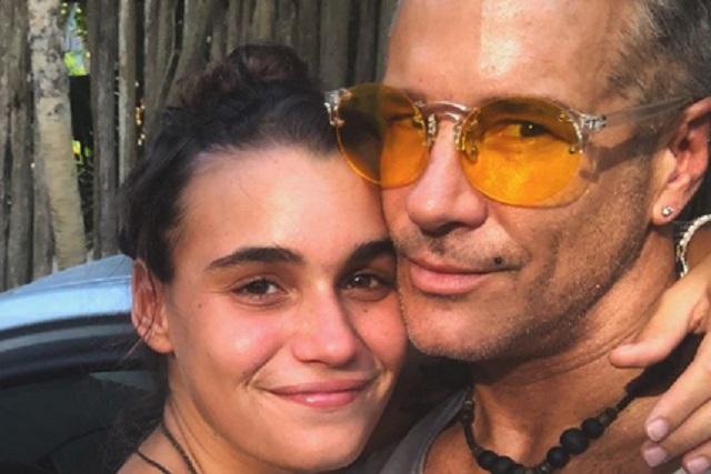 Fernando Carrillo tendrá a su segundo hijo con novia 30 años menor que él
