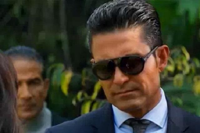 Fernando Colunga reaparece en Cannes con Sylvester Stallone