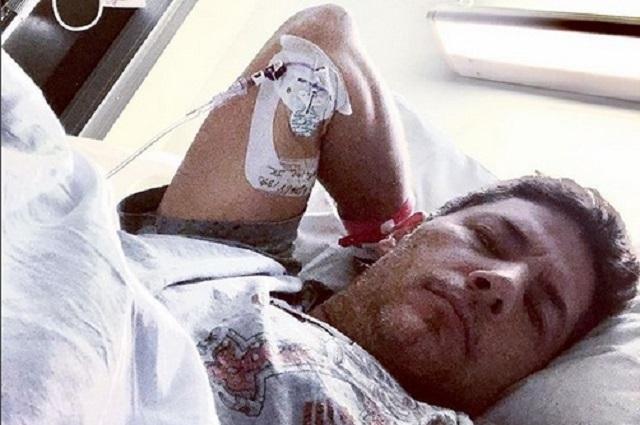 Fernando del Rincón se encuentra hospitalizado y delicado de salud