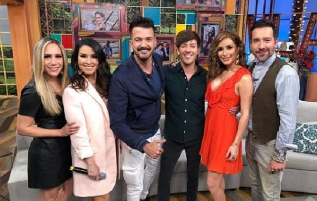 Fernando del Solar regresa a TV Azteca y lo hará en este programa