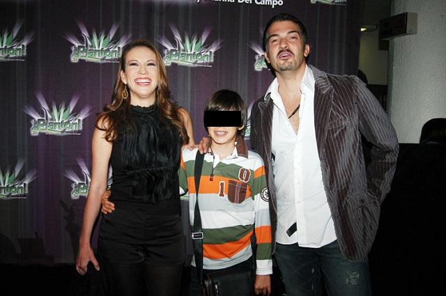 Fer del Solar cortó relación con el hijo de Ingrid Coronado y Charly López