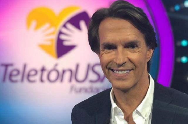 Fernando Landeros, director de Teletón, lucha otra vez contra el cáncer