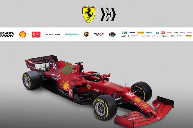 F1 tiene parrilla completa; Ferrari presenta su monoplaza 2021