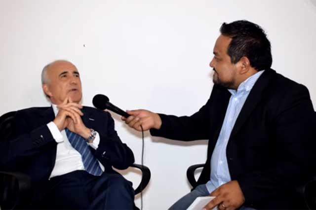 Pedro Ferriz arremete contra Carmen Salinas y Paty Chapoy en Puebla