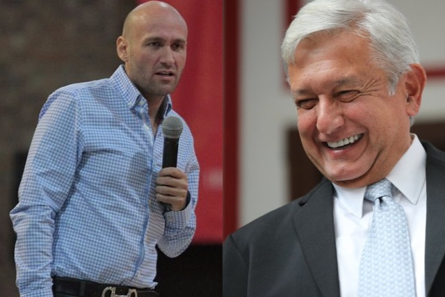 Ferriz le critica los zapatos al presidente, lo acusan de clasista y termina pidiendo perdón