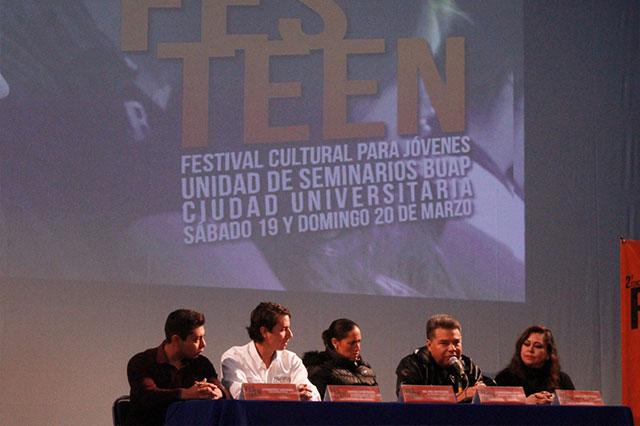 Presentan la 2ª edición del Festival Cultural para Adolescentes FesTeen