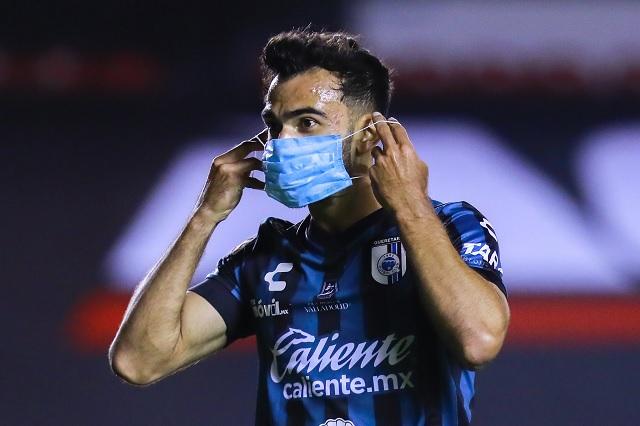 'Goles con responsabilidad': celebración de Querétaro llama a no bajar la guardia