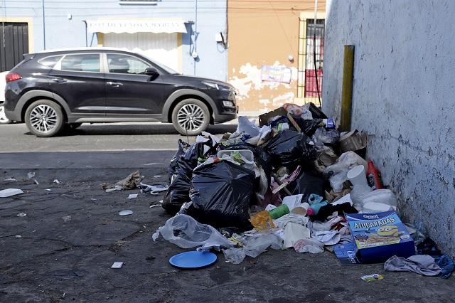 Edil de Atlixco analiza cobro por recolección de basura