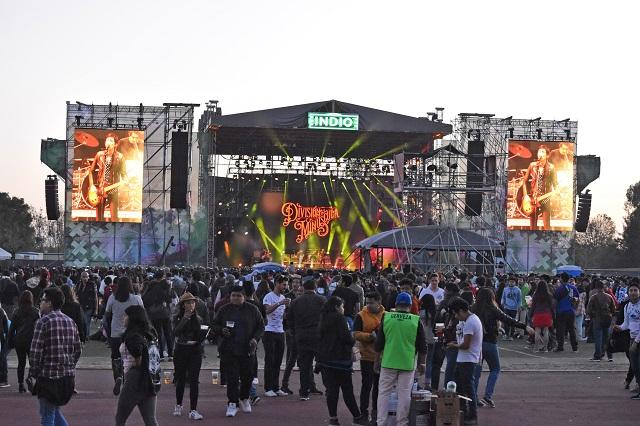 Mantiene comuna de Puebla opacidad en concierto del Catrina