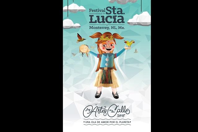 Festival Internacional Santa Lucía Presenta 17 días de arte y cultura en NL