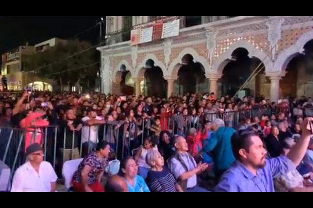 Realizan Festival Internacional en Tehuacán pese a Covid-19