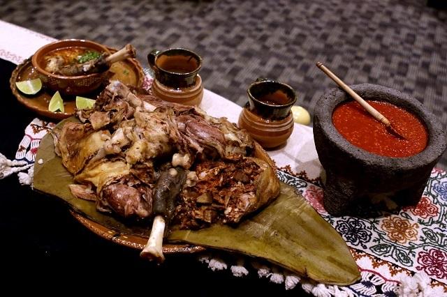 Celebran el festival de la barbacoa y el pulque en Chignahuapan