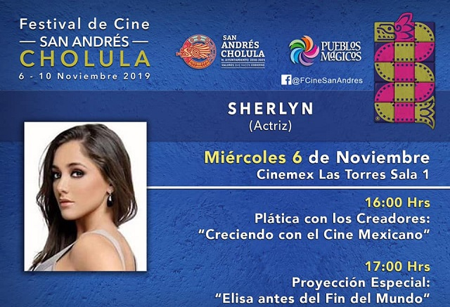 ¿Por qué ir al Festival de Cine Mexicano de San Andrés Cholula?