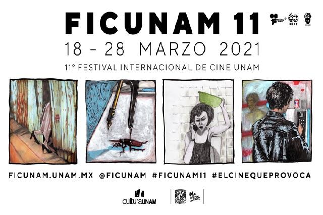 Festival de Cine de la UNAM será en línea este 2021