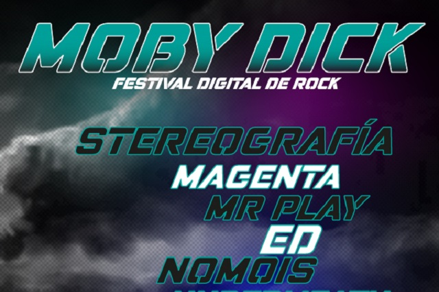 Se acerca el festival digital de rock Moby Dick: es online y gratis