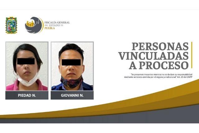 Dictan prisión a madre y padrastro por violación