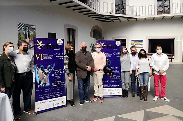 Presentan 6ª edición del Festival Internacional de las Artes de Teziutlán