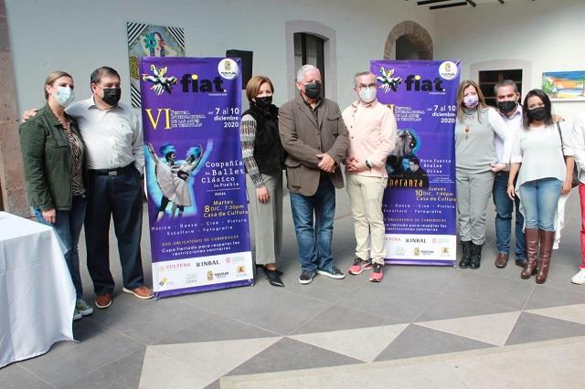 Realizan sexto Festival Internacional de las Artes Teziutlán 2020