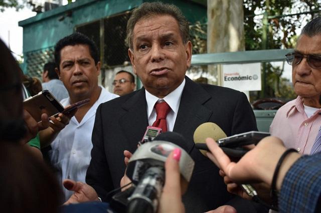 Fidel Herrera asegura que no compró medicamentos clonados en Veracruz