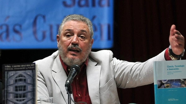Se suicida en La Habana Fidelito, hijo de Fidel Castro