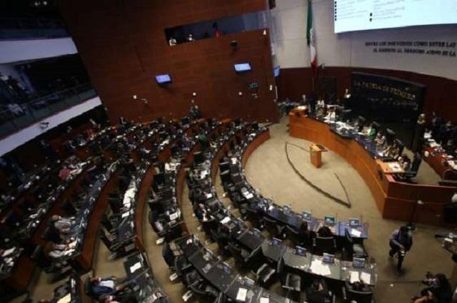 Morena, PT y Verde aprueban en el Senado extinguir fideicomisos