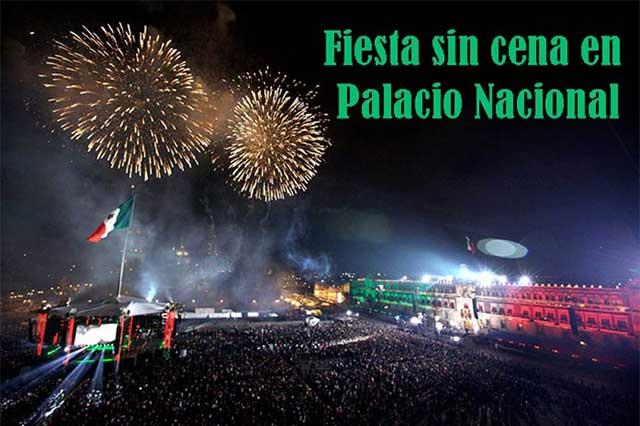 Mexicanos apoyan a Peña Nieto por cancelar cena de Independencia