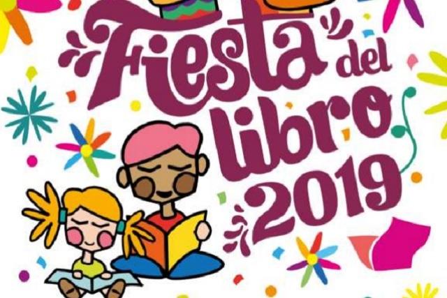 Invita el Imacp a la Fiesta del Libro del 13 al 17 de marzo