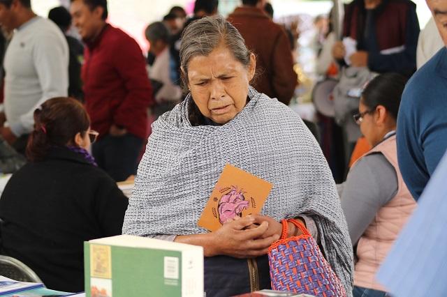 Anuncia IMACP tercera Fiesta del Libro en la Junta La Libertad