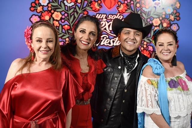 Fotos: Televisa así festejó el 15 de septiembre