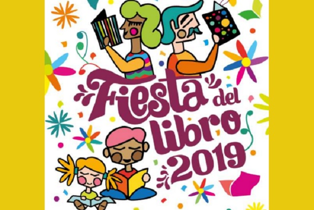Checa el programa completo de la Fiesta del Libro 2019