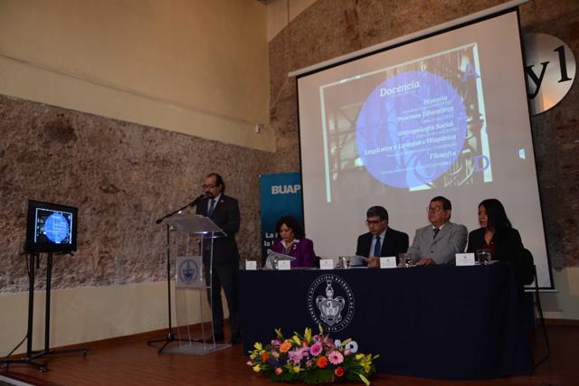 BUAP, compromiso con el valor público del conocimiento: Martínez Laguna