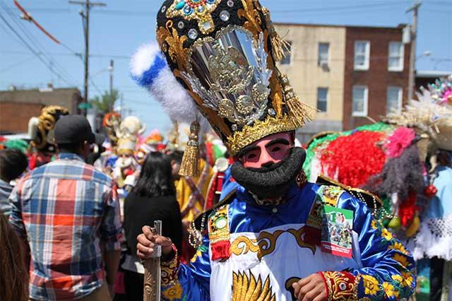 Filadelfia se vuelca en el Carnaval de Puebla más grande ...