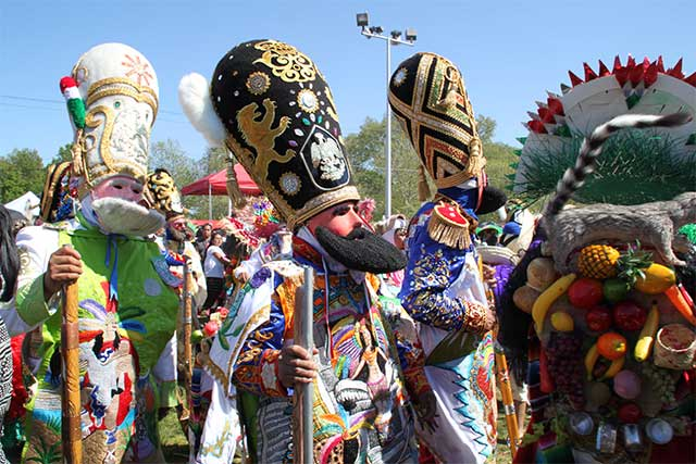 Filadelfia se vuelca en el Carnaval de Puebla más grande fuera de México