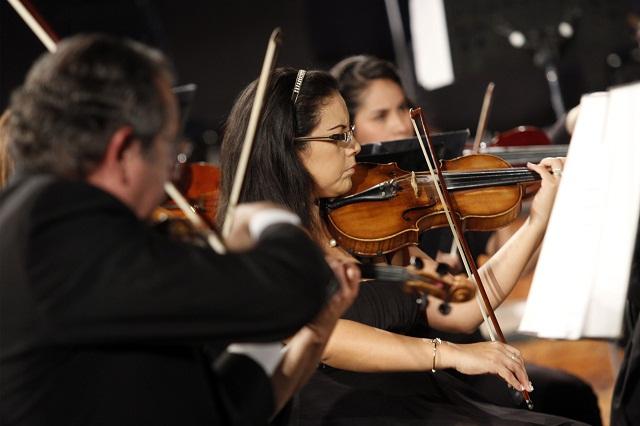 El concierto Sinfonía de vapor se presenta el domingo en Museo del Ferrocarril
