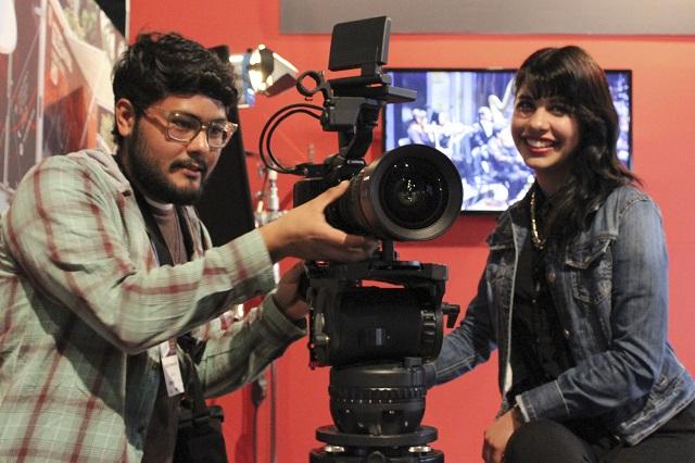 Cobrarán por filmar en calles, parques y mercados de Puebla