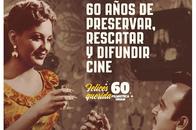 Filmoteca de la UNAM transmitirá gratis segunda temporada de Cine en línea