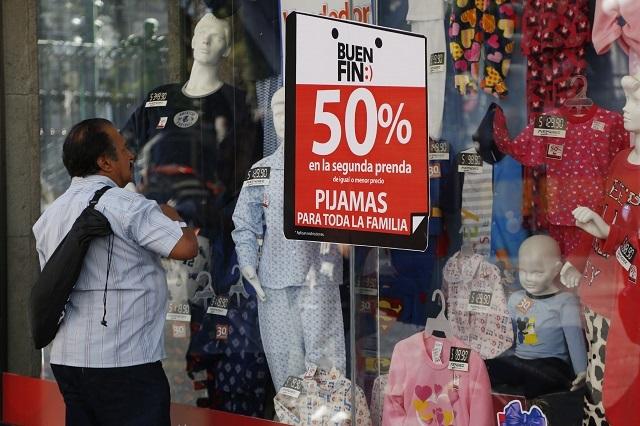 Espera comercio de Puebla 4,500 mdp por El Buen Fin