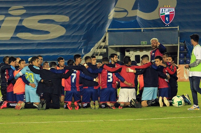 Atlante y Tampico Madero disputarán la Final de Liga de Expansión